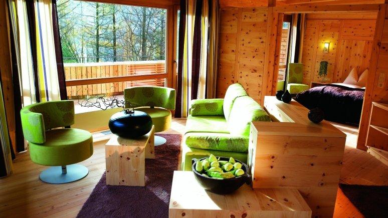 Kamer in Hotel Waldklause in Längenfeld, © Hotel Waldklause