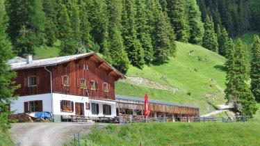 Putzen-Alpe ten noorden van St. Anton am Arlberg, © Putzen-Alpe