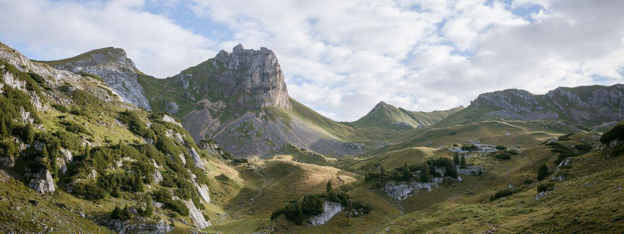 Adelaarsweg etappe 7: Rofangebirge, © Tirol Werbung/Jens Schwarz