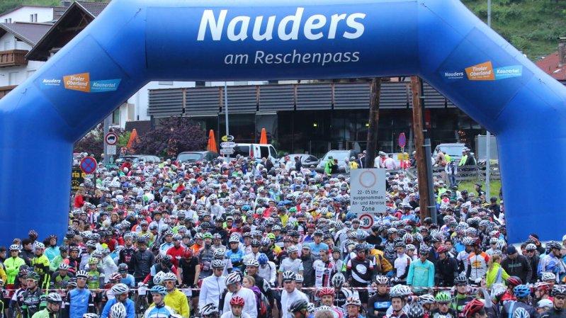 Dreiländergiro: met meer dan 3.000 deelnemers aan de start, © sportograf