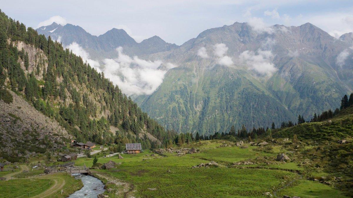 Almvakantie in Tirol