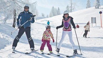 Familien-Skiurlaub auf der Steinplatte Waidring, © Defrancesco