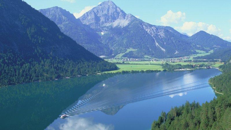 Heiterwanger See, © Tiroler Zugspitz Arena