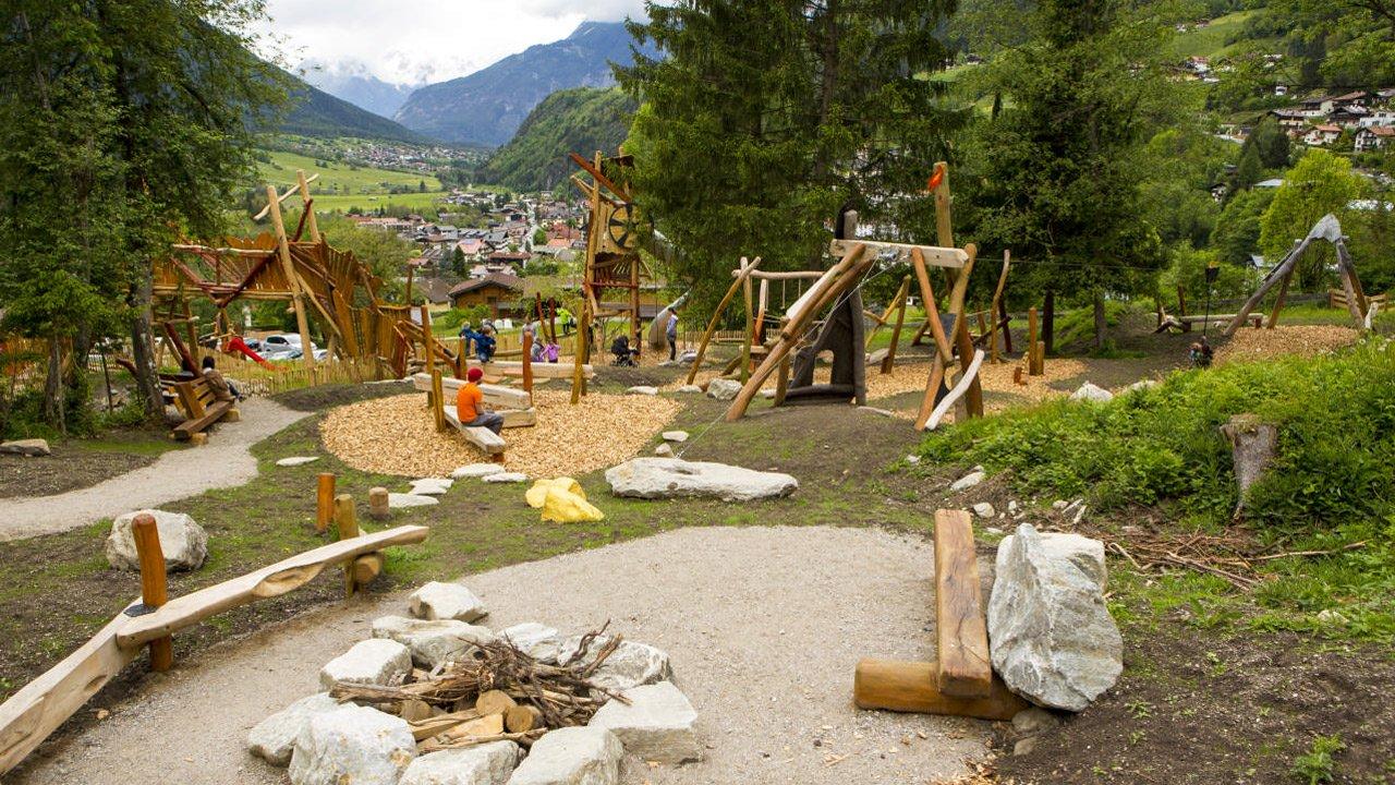 Kids-Park Oetz, © ÖtztalTourismus/Rudi Wyhlidal