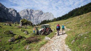 Adelaarsweg-Etappes 9 en 10, © Tirol Werbung/Dominik Gigler