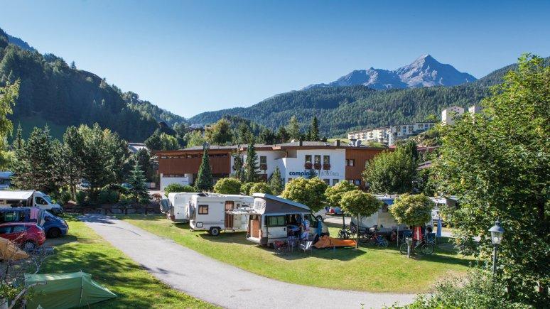 Camping Sölden, © Daniel Zangerl