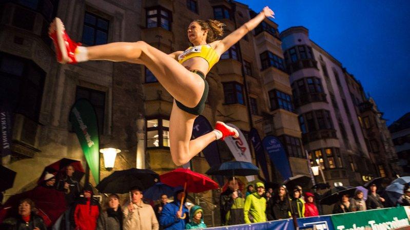 Internationale Golden Roof Challenge in Innsbruck, © Mario Webhofer/W9