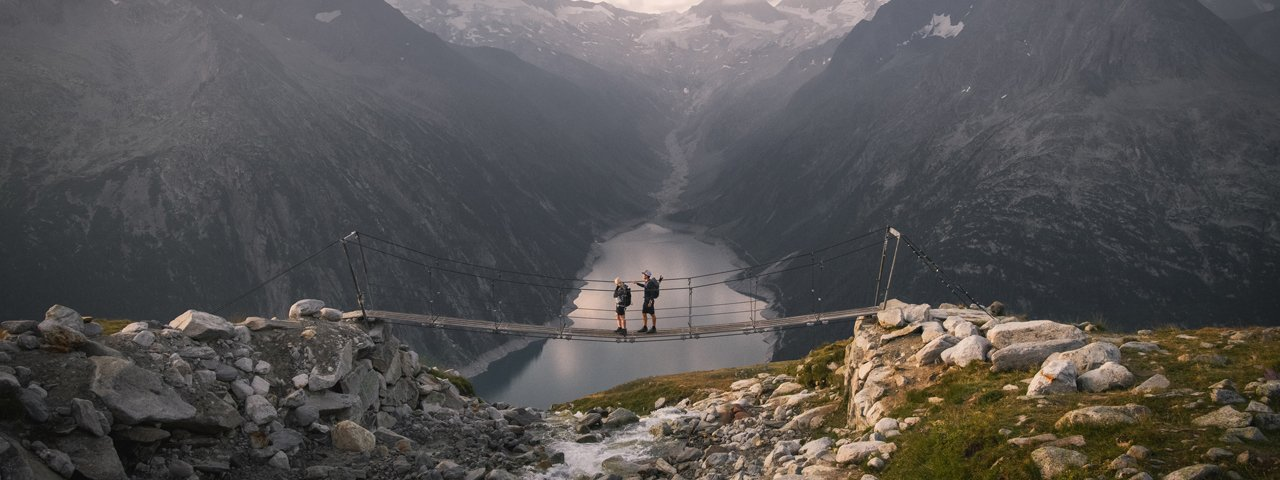 © TVB Mayrhofen-Hippach/Dominic Ebenbichler
