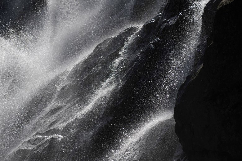 Grawa-waterval in het Stubaital. , © Tirol Werbung, Bernhard Aichner