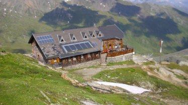 Adelaarsweg Osttirol etappe 5: Badener Hütte, © Badener Hütte