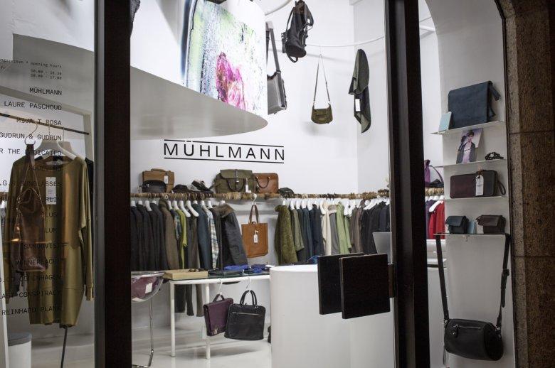 Mühlmann Flagshipstore in der Seilergasse