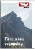 Sommerfaltkarte NL/BE 2020