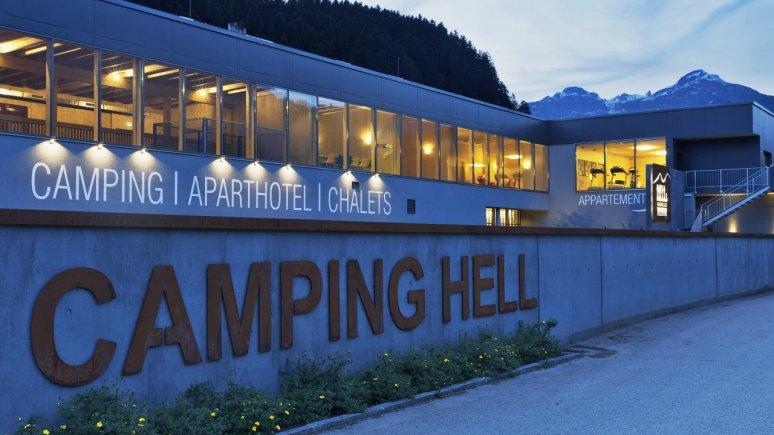 Camping Hell, © Hells Ferienresort Zillertal