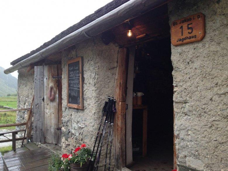 Jagdhaushütte, St. Jakob in Osttirol