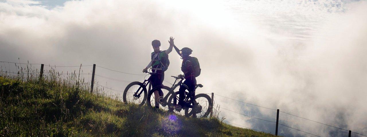E-Biken in Tirol, © Tirol Werbung/Manfred Jarisch