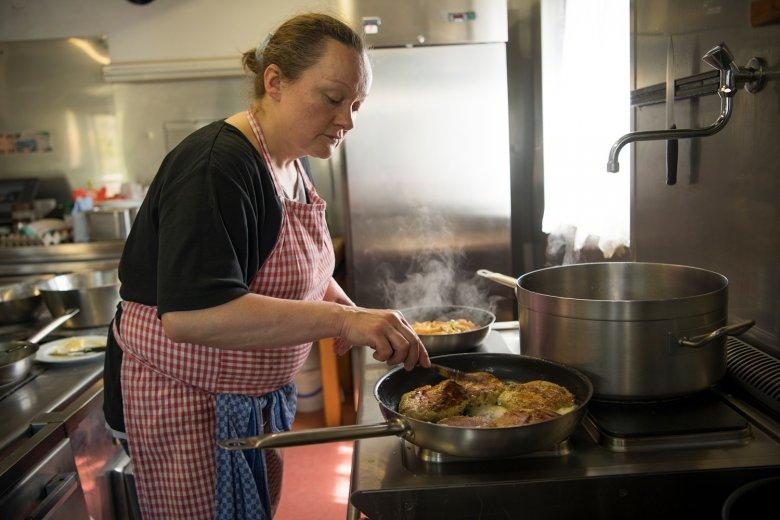 Maria Keuschniggs keuken moet je tenminste éénmaal in je leven geproefd hebben!