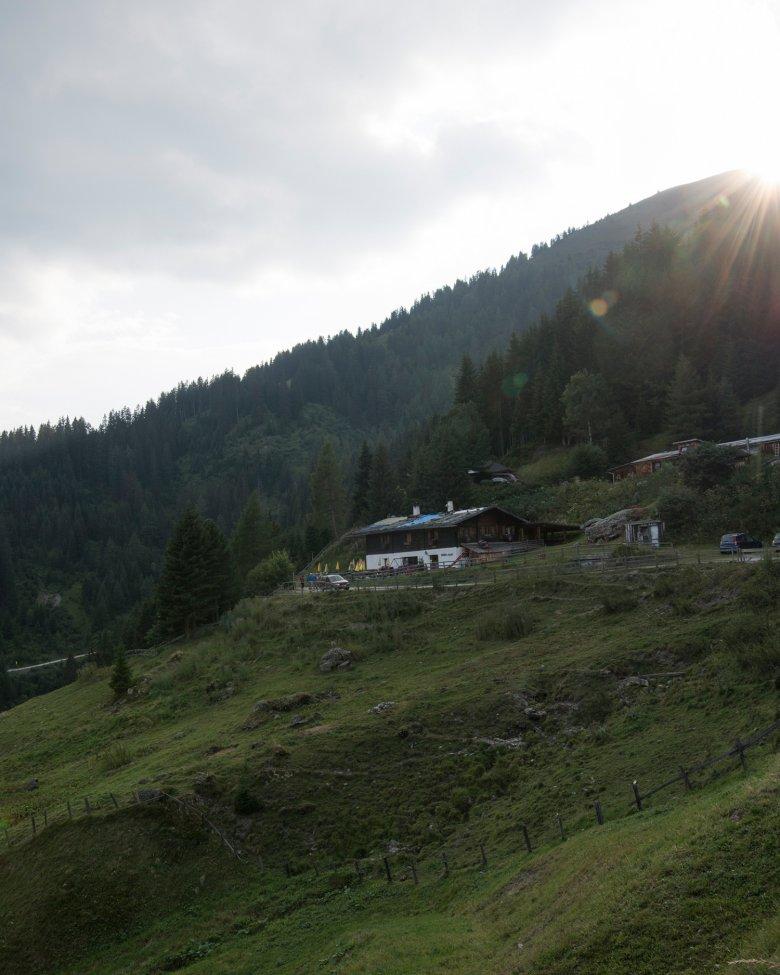Het Navistal is nog steeds een geheimtip in Tirol.