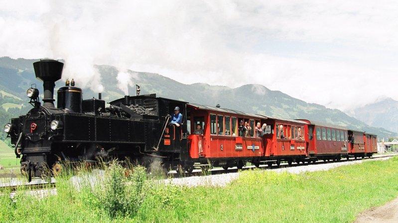 Zillertalbahn, © Zillertalbahn