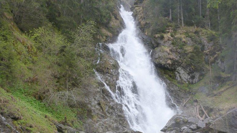 Sintersbacher waterval bij Jochberg, © Kitzbühel Tourismus