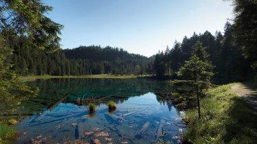 Riedener See in Naturpark Tiroler Lech, © Naturpark Tiroler Lech