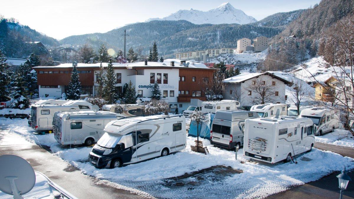 Camping Sölden, © Camping Sölden