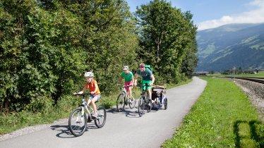 Zillertal fietspad, © Zillertal Tourismus/blickfang-photographie.com