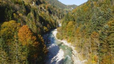 Tiefenbachklamm, © Tirol Werbung