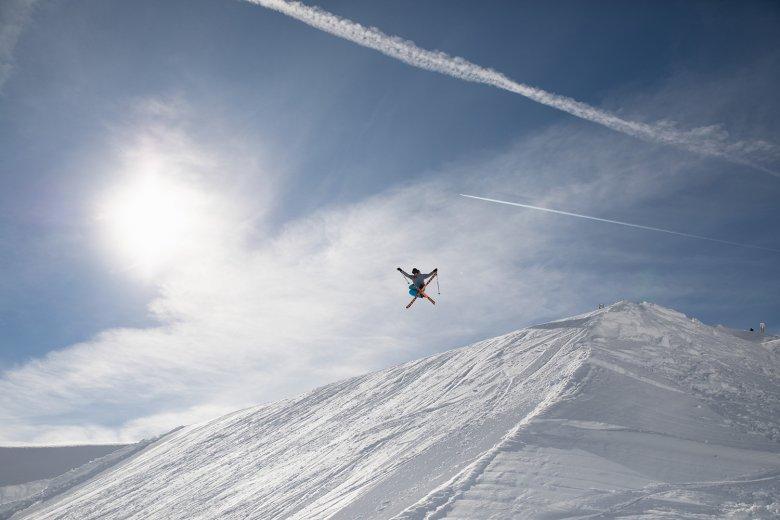 Vandaag de dag zijn er minder snowboarders maar het aantal freestylers groeit gestaag.