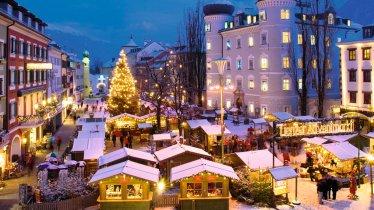 Advent in Lienz op het centrale plein, © Profer&Partner