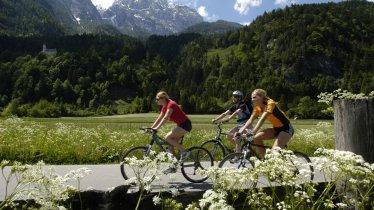 Iseltal fietspad, © W. Böhm