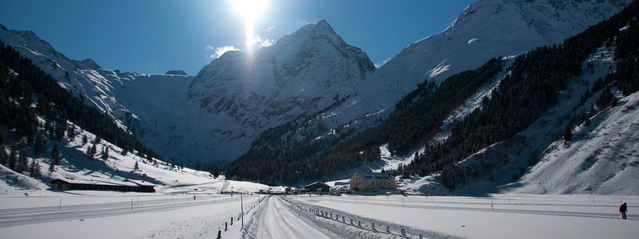 Winterwandeling Lüsens - Fernerboden, © Innsbruck Tourismus/Roland Schwarz