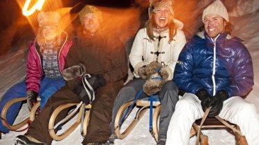 Rodelbaan Pitztaler Skihütte, © Mattia Balsamini