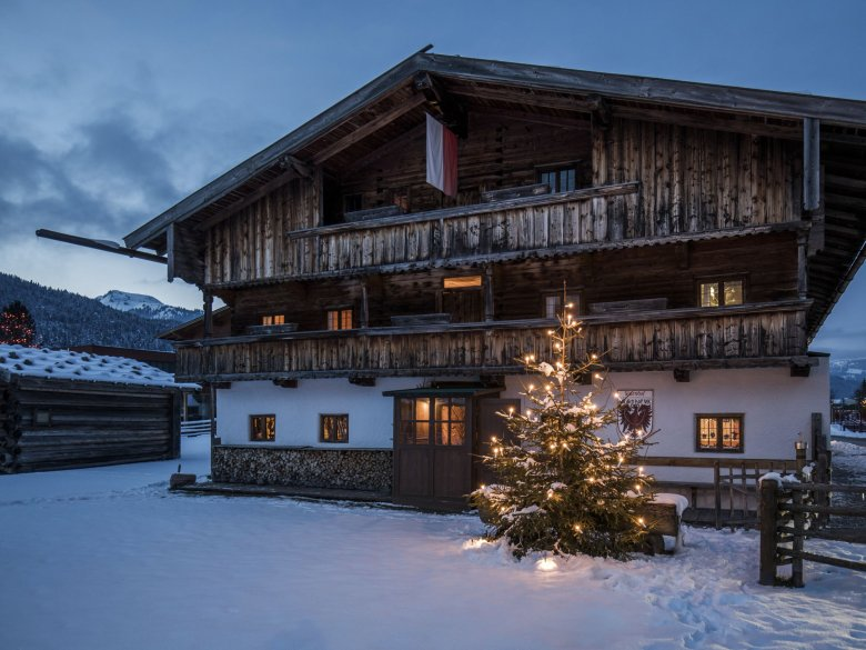 Warme kerstsfeer in Achenkirch am Achensee