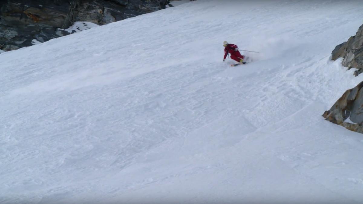 Leren skiën: steile afdalingen   skilessen online, © Tirol Werbung