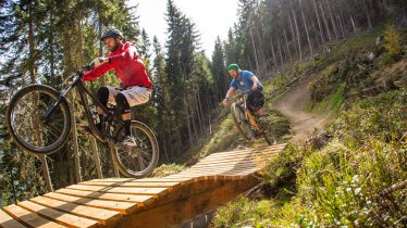 De Bike-Opening Sölden vindt plaats in de 'Bike Republic', © Ötztal Tourismus/Sebastian Schieck