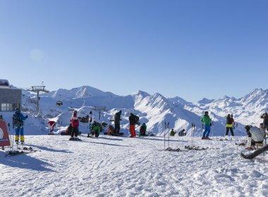 1_Skifahren in Ischgl_Pardatschgrat