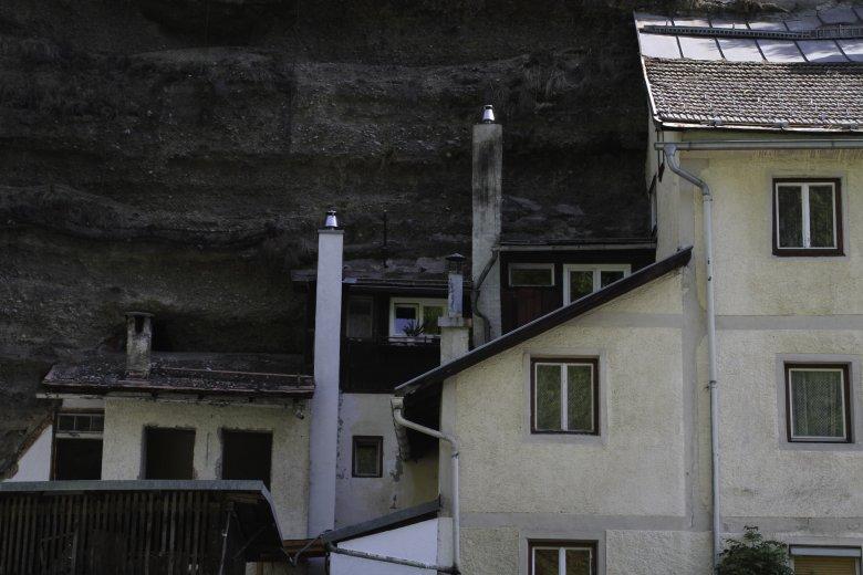 """De """"Bergl-Häuser"""" in Imst. (Foto: Tirol Werbung/Bernhard Aichner), © Tirol Werbung/Bernhard Aichner"""