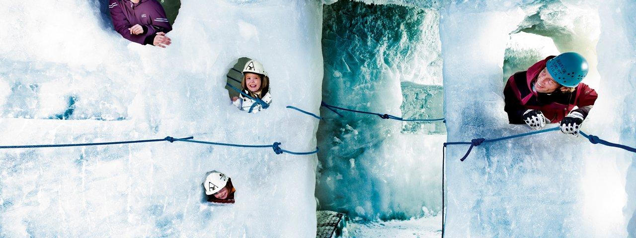 Hintertuxer Gletsjer, © Tourismusverband Tux-Finkenberg