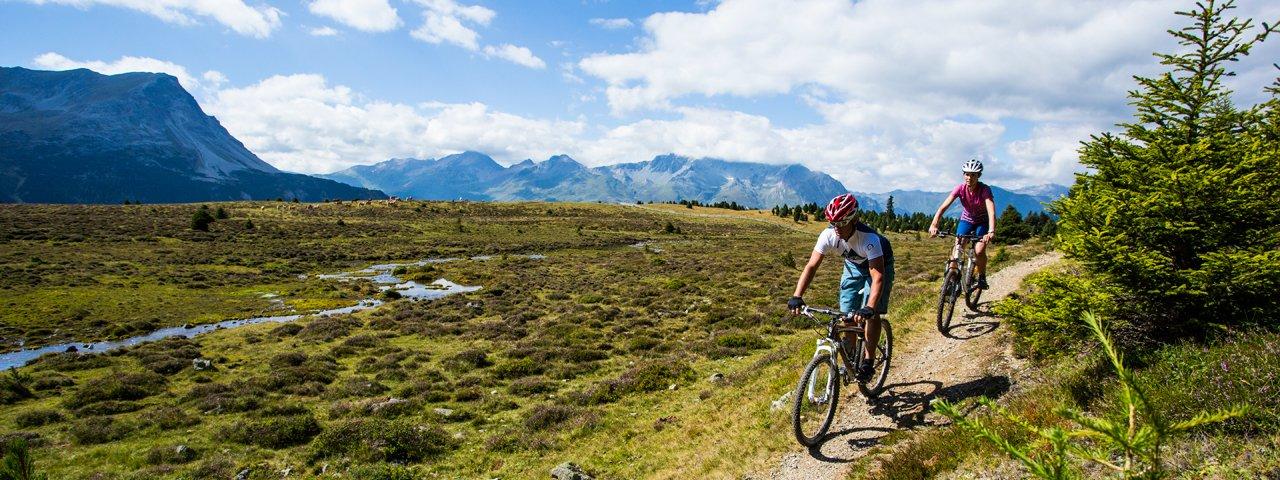 Mountainbikeregio Tiroler Oberland, © Tiroler Oberland/Daniel Zangerl