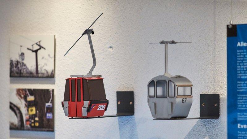 Seilbahnmuseum in Ischgl, © TVB Paznaun Ischgl