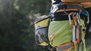 Klimuitrusting, © Tirol Werbung/Katleen Johne