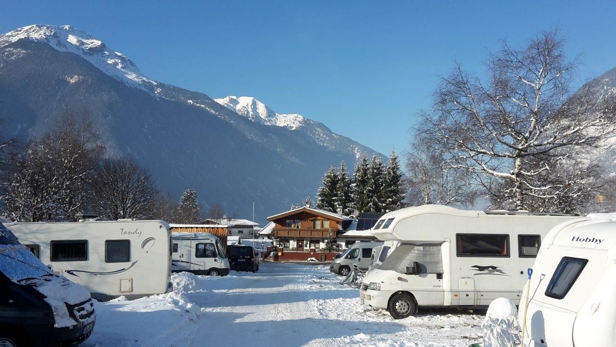 Ötztal Arena Camping, © Ötztal Arena Camping