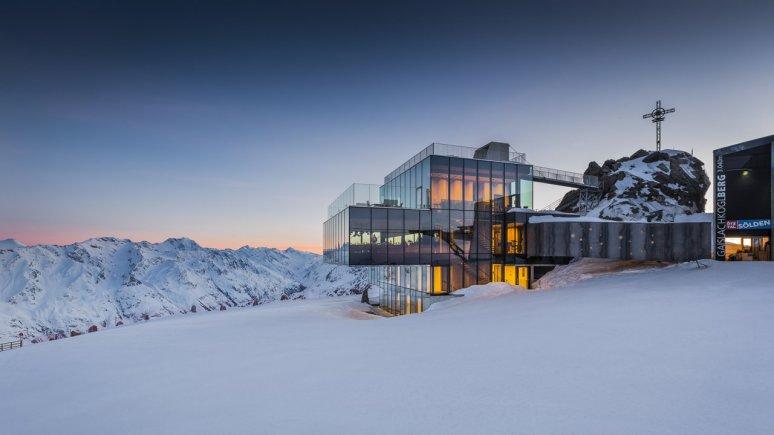 IceQ in Sölden, © Ötztal Tourismus/Rudi Wyhlidal