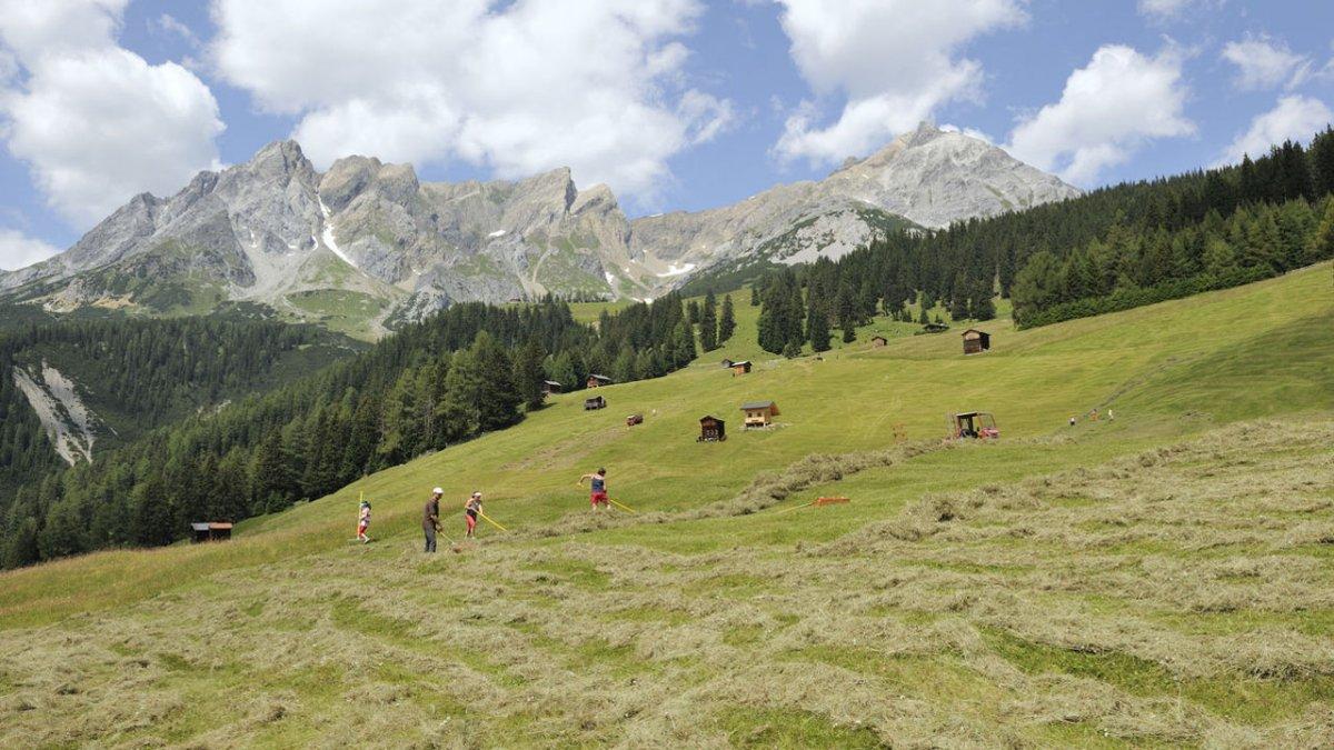 Strengen am Arlberg, © Tirol Werbung/Josef Mallaun