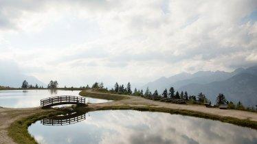 Wandeling naar de Mutterer Alm, © Tirol Werbung/Frank Bauer