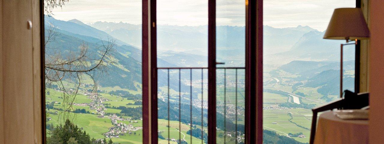 Biohotel Grafenast in Pill, © Tirol Werbung/Olaf Unverzart