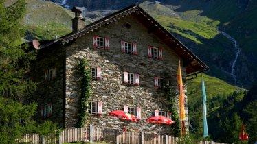 Adelaarsweg-etappe O7: Sudetendeutsche Hütte - Kalser Tauernhaus, © Kalser Tauernhaus