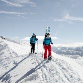 Toerskiën in Tirol, © Tirol Werbung/Robert Pupeter