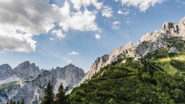 Lange afstandswandeling Kaiserkrone, © Felbert Reiter
