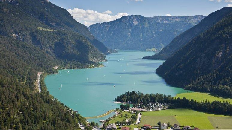 Camping Achensee, © Achensee Tourismus